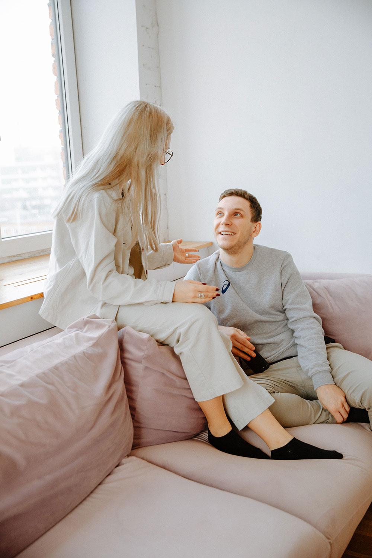 Acceso a Terapia en pareja de Asesórate
